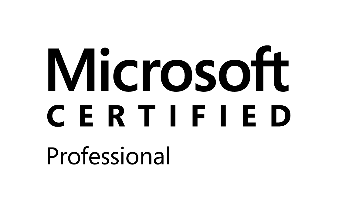 MS Certified Logo