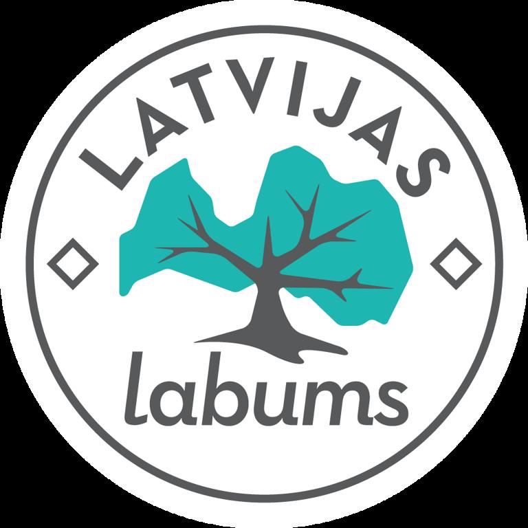 Latvijas labums logo